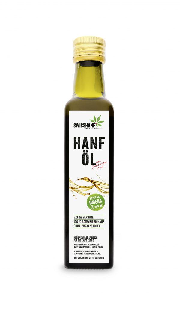 Hanfoel-speiseöl Kaltgepresst